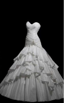 abito da sposa V5130-wedding dress ball Gown style V5130