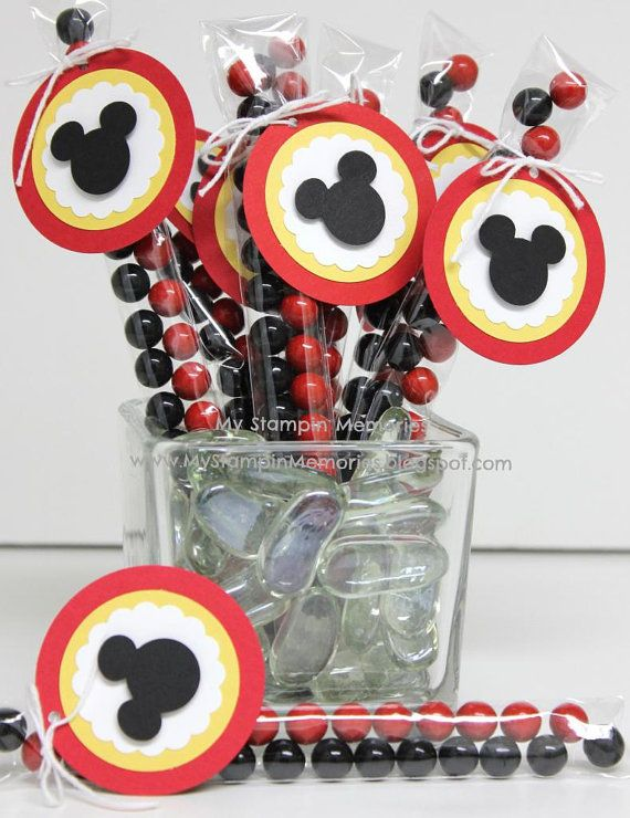 S/12 DIY Mickey Mouse Clubhouse Birthday by MyStampinMemories