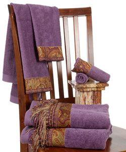 Best Purple Towels Ideas On Pinterest Cottage Style Purple - Lavender bath towels for small bathroom ideas