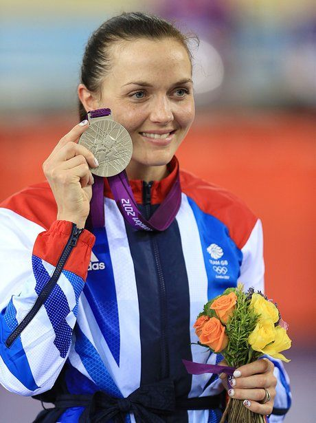 Victoria Pendleton won silver in the women's sprint after securing gold earlier in the Games.