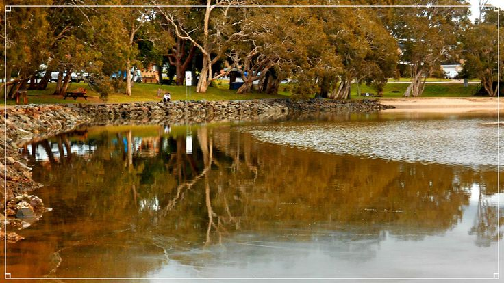 Reflections, Cathie Creek, Lake Cathie