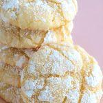 Gooey Butter Cookies – Best Ever {from scratch!}