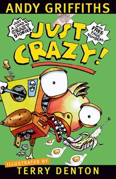 16 - Just Crazy by Andy Griffiths