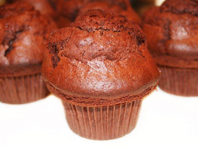 La Cuisine de Bernard : Les Muffins Atomiques au Chocolat