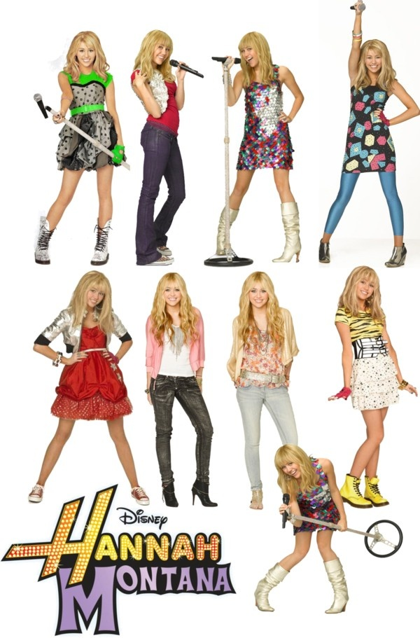 """The Other Side of Hannah Montana"" by doryjackson on Polyvore"