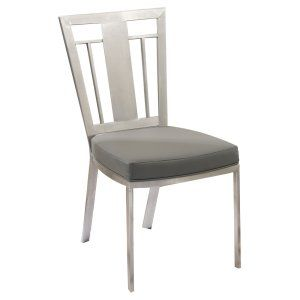 Faux Leather Dining Chairs on Hayneedle - Faux Leather Dining Chairs For Sale