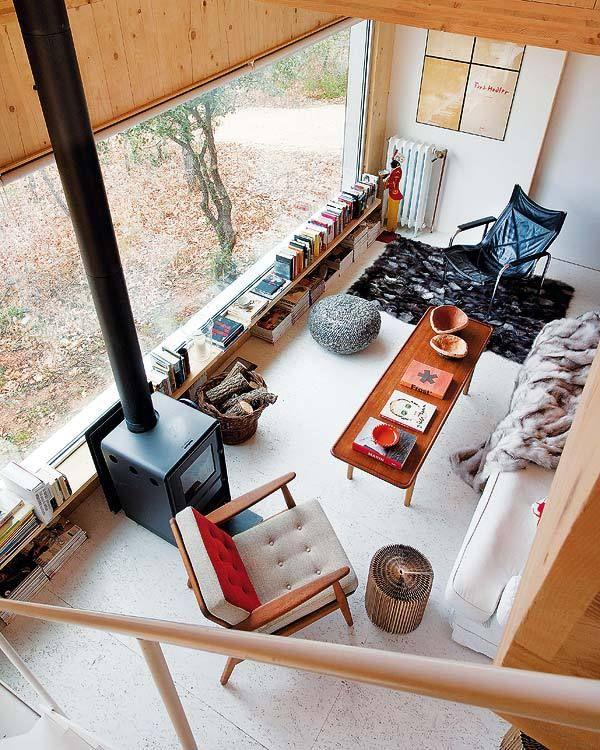 Best 20 Rustic Modern Bathrooms Ideas On Pinterest: Best 20+ Modern Cabin Interior Ideas On Pinterest