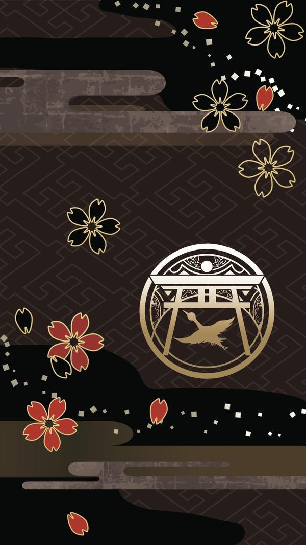 太郎太刀 刀紋 待受壁紙