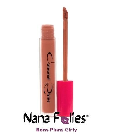 Coloured Raine Matte Lip Paint - 17.50€ #nanafolies #bonplan #beauté #blogbeauté #blogueuse #fan #cosmetiques