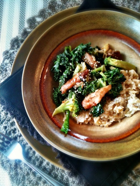 Thai rice, Rice bowls and Grilled chicken on Pinterest