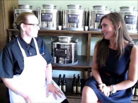 Mama Deb Visits with Missy, COO of Olive Me & Co