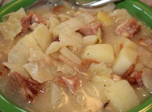 Ham Bone Soup Recipe | Just A Pinch Recipes