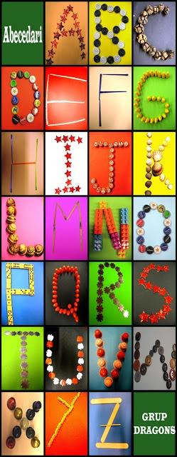 Taller creatiu: Fotografiem les lletres!