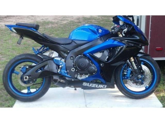 Used Vehicle List - 2007 Suzuki GSXR 600 Magnolia