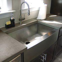 192 best concrete countertops images on pinterest | kitchen ideas