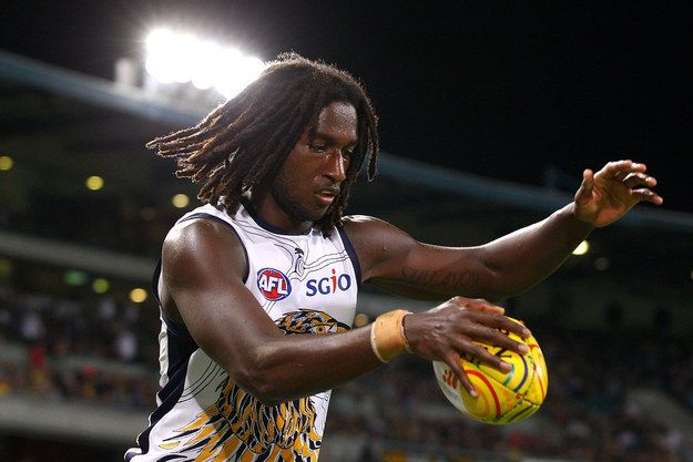Nic Naitanui, West Coast Eagles   The Most Important AFL Players, According To Hotness