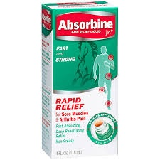 absorbine jr - gnat repellant. I knew it relieved the itch from Mosquitos but didn't know it repelled gnats.