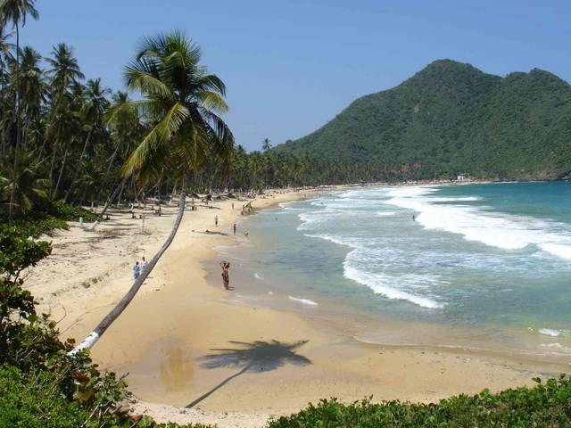 Playa Grande, Choroni - Venezuela --> One of my favorite places in the world!!!