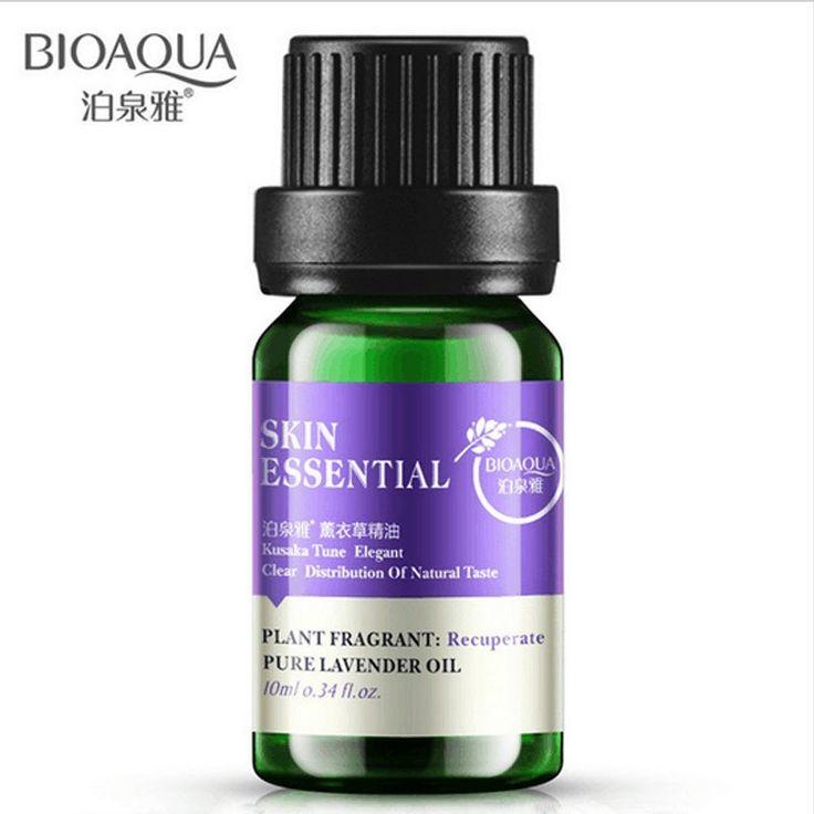 2017 Hot Sale BIOAQUA Lavender Essential Oil Skin Care Hyaluronic Acid Liquid Anti Wrinkle Anti Aging Oil-control Moisturizing 1
