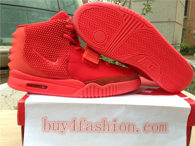 8ca9ea4180d Ds Nike Air Yeezy 2 Authentic