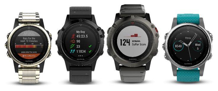 #Garmin Fénix 5: športové hodinky pre náročných [#CES, #Predstavenie] https://ytech.sk/2017/01/07/garmin-fenix-5-sportove-hodinky-narocnych/