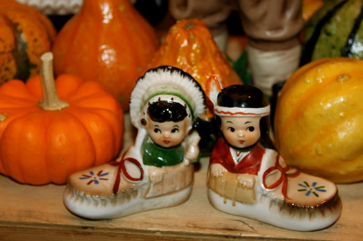 Images about vintage holidays thanksgiving on