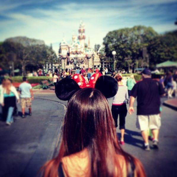 Disney Land LA