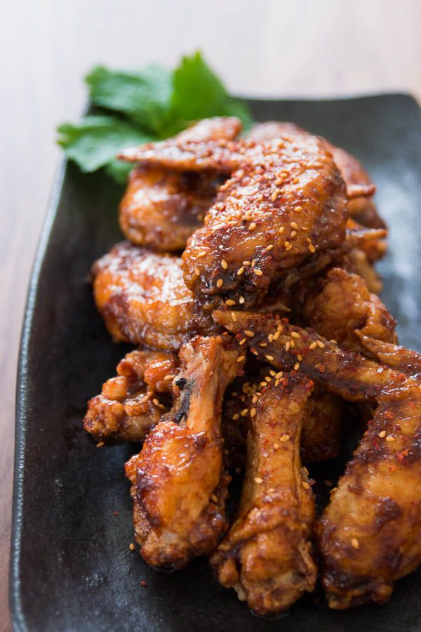 Korean Fried Chicken / No Recipes - the odds of me ever doing this when Bon Chon is so close are very low. But, one never knows when I'll be away from a Bon Chon and NEED KFC.