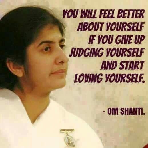 Brahma Kumaris Positive Thinking Quotes: 20 Best Brahma Kumaris Quotes Images On Pinterest
