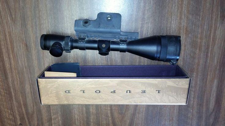 vari-X III 4.5-14X50MM Luepold Scope for sale on municibid.com