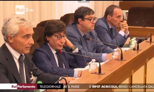 la Commissione parlamentare di controllo sull'attività degli enti gestori di forme obbligatorie di previdenza e assistenza sociale ha audito il presidente Inps, Tito Boeri