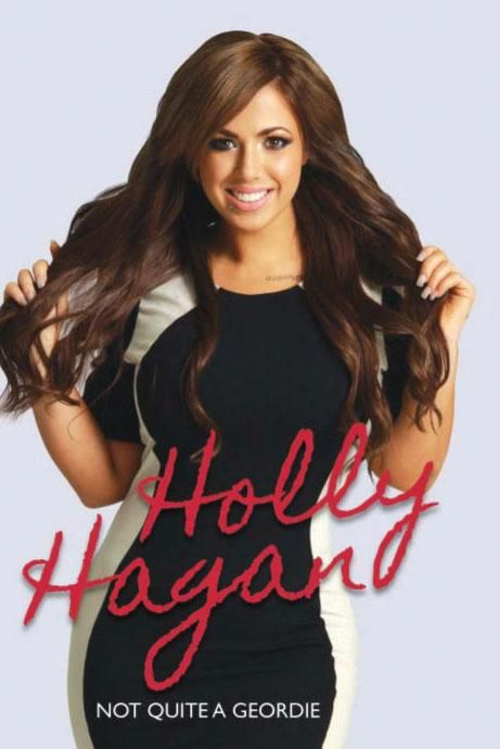 Holly Hagan, Not Quite A Geordie By Holly Hagan, 9781784180096., Biografie w języku angielskim