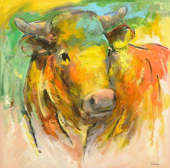 maria-de-vries-yellow-bull