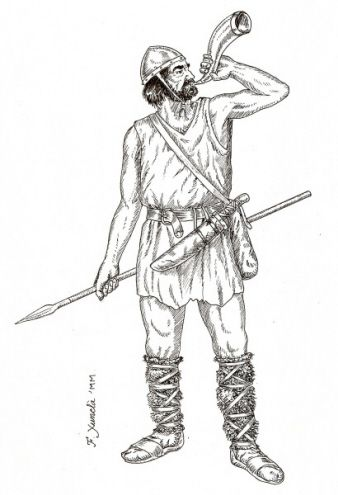 "Cornaire Almogàver. Segles XII-XIV  "" Catalan mercenary in Byzantium """