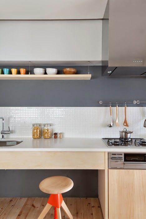 Cocina Zen | 21 Mejores Imagenes Sobre Cozinha En Pinterest Cocina