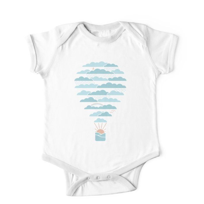 Weather Balloon Kids Clothes