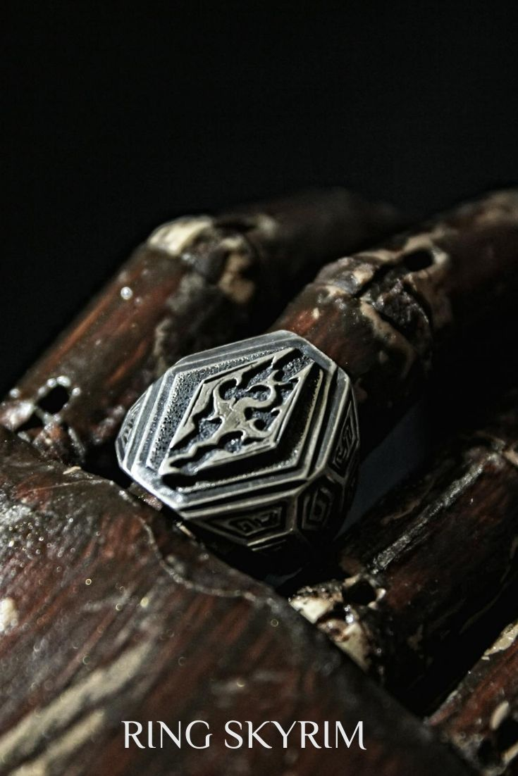Skyrim Dragon Ring