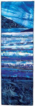 Großartig Großartig Sue Wademan Deep Blue Wakatipu Hergestellt in NZ II,  #art…