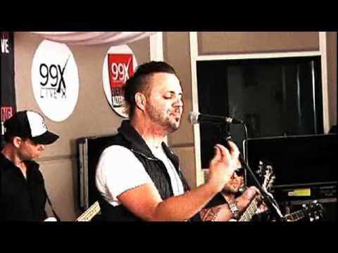 "99X - Live X - Blue October - ""Say It""   (Justin Furstenfeld is genius in my book)"