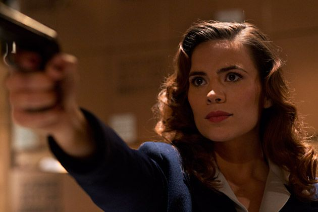 I've learned that Reaper creators Tara Butters and Michele Fazekas have quietly boarded Agent Carter, Marvel's drama project in the works at ABC…It brings back Captain America's girlfriend Peggy Carter, played by Hayley Atwell, and chronicles her life as a budding secret agent after her boyfriend is stranded in ice.