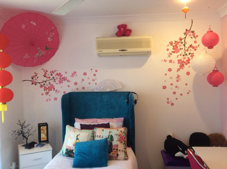 My daughters room makeover
