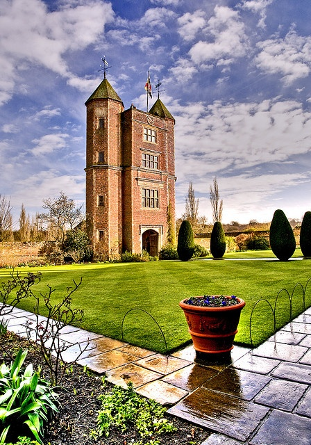 Sissinghurst Castle, Kent,England -  UK I worked here and still visit it often