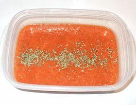 簡単!トマト缶の手作りピザソース♪作り方