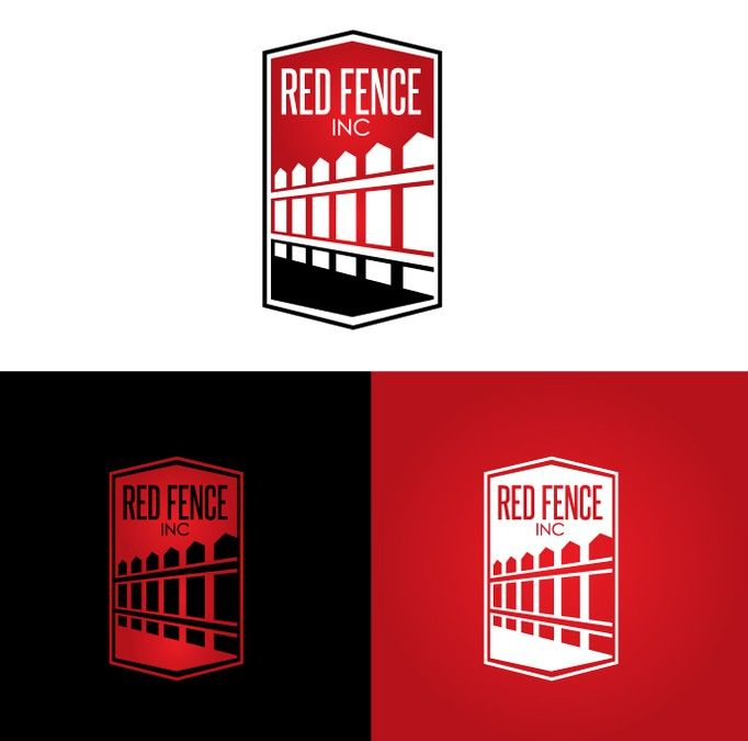 Create a logo that shows wood fence.  Vintage or modern is fine. by Creative Dan