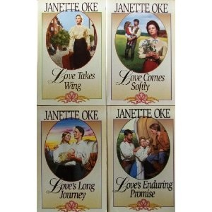 Love comes Softly series: One series i can read over and over again.