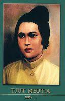 gambar-foto pahlawan kemerdekaan indonesia, Cut Meutia