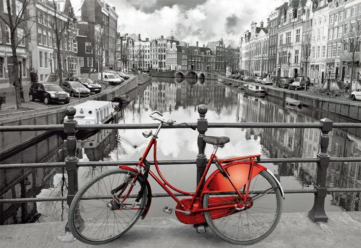 Puzzle Educa Amsterdam, La Bicicleta 3000 Piezas