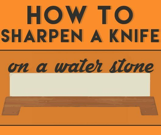 Here's the most complete guide to sharpen a knife on a Japanese Water Stone. Written by Peter Nowlan, a professional knife sharpener, it's easy to follow.