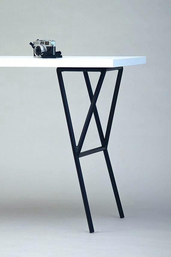 Metal Furniture Legs For Desk Faced Table Van Op Sofa Uk