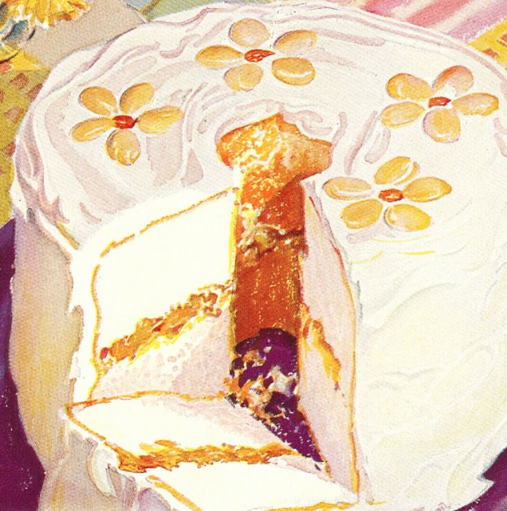 Image detail for -1930s CAKEs for All Occasions Vintage Cookbook Recipes for sale